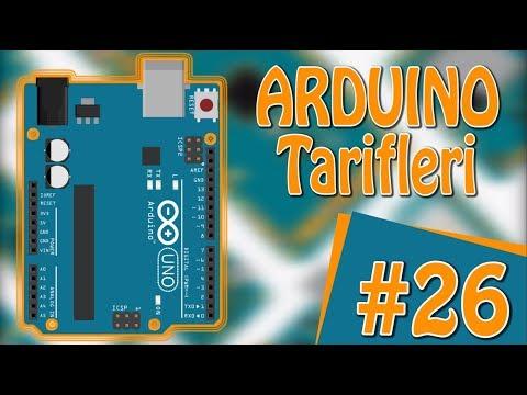 EEPROM - Arduino Tarifleri #26