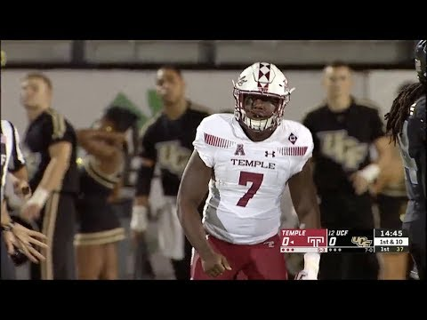 Ryquell Armstead (Temple RB #) Vs. UCF