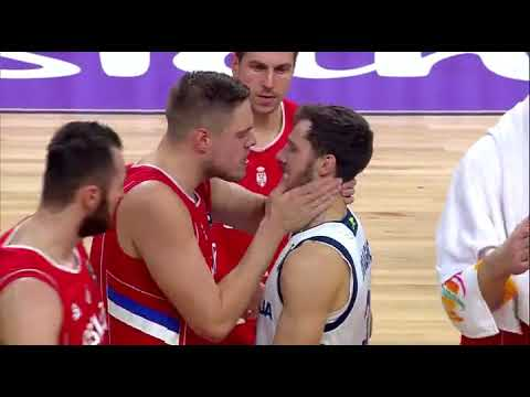 》Last seconds of the Final《 Slovenia : Serbia ▪ 17.9.2017 ▪ FIBA Eurobasket ▪