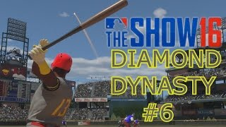 gabe vs team rallyfries   mlb the show 16   diamond dynasty pt 6