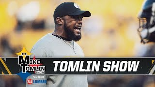 Must-Win vs. Bengals, Analyzing Calls vs. Saints | The Mike Tomlin Show