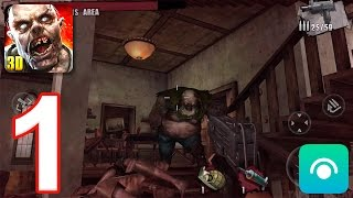 Zombie Frontier 3 - Gameplay Walkthrough Part 1 - Tier 1 (iOS, Android)
