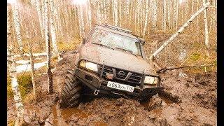 offroadSPB испытывает сильные трудности в Синявинских лесах