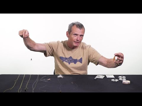 How To Tie Droppers And Knots - RIO Products