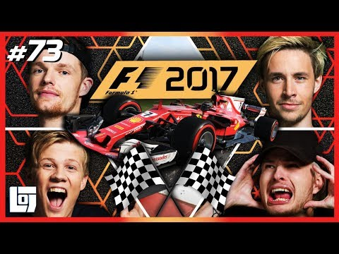 FORMULE 1 met Enzo, Link, Harm en Pascal | XL Battle | LOGS2 #73