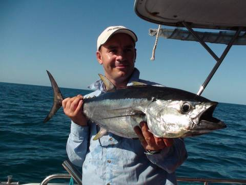 How To Catch Longtail Tuna, Casting Lures!!