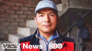 This Peruvian Man is Suing an Energy Company Over Climate Change  VICE News Tonight on HBO