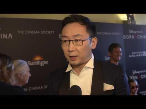 Born In China NYC Premiere SB Lu Chuan