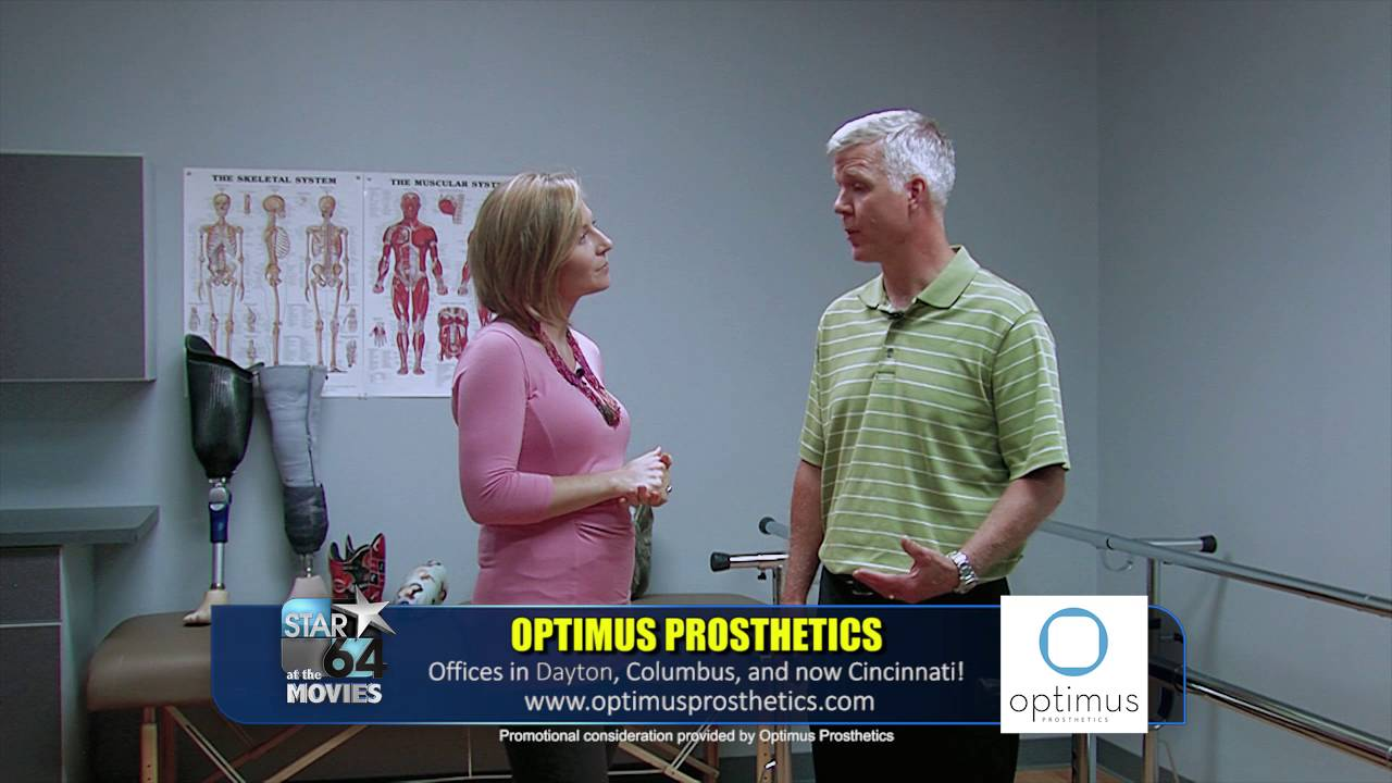 John Brandt of Optimus Prosthetics interviewed by Amy Scalia of Star 64