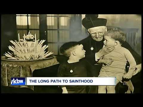 Father Baker's long road to Sainthood