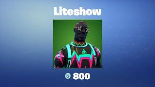 Liteshow | Fortnite Outfit/Skin
