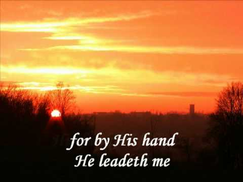 He Leadeth Me by The London Fox Singers