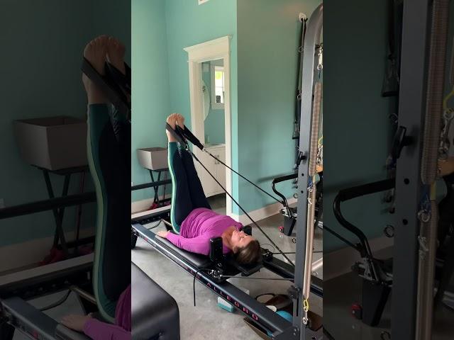 Katie's Pilates Class
