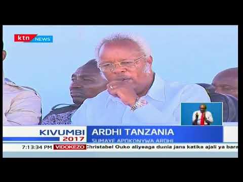 Serikali ya Tanzania wamiliki ardhi ya aliyekuwa waziri mkuu Fredrick Sumaye