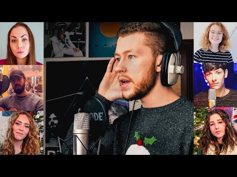 Band Aid - Do They Know Its Christmas? - Charity Cover