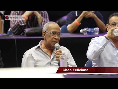 Fania All Star en Puerto Rico (Press Conferecnce)