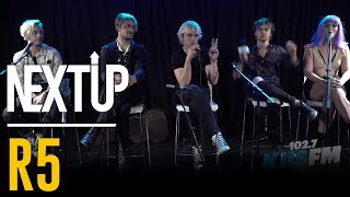 NextUp: R5 | Full Interview