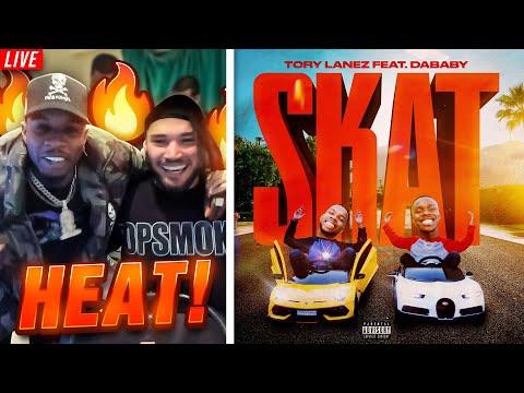 Adin & Tory Lanez REACT to Tory Lanez – SKAT (feat. DaBaby)