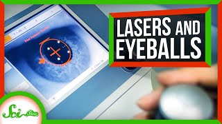 Why We Started Shooting Lasers Into People's Eyeballs