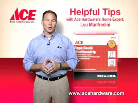 Helpful tips on weatherstripping - Ace Hardware