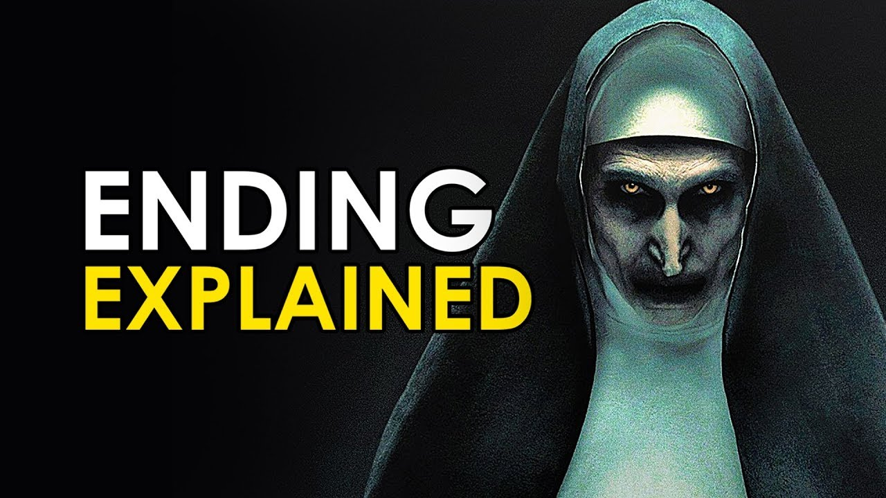 The Nun Full Story Ending Explained Review 2018 Movie