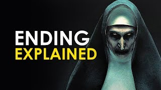 The Nun: Full Story & Ending Explained Review (2018 Movie)