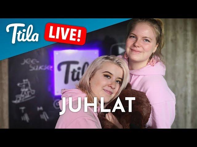 Ttila LIVE: Juhlat (26.2.2019)
