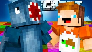 BLOCK PARTY IS BACK!! - MINECRAFT MINI GAME!! W/AshDubh!