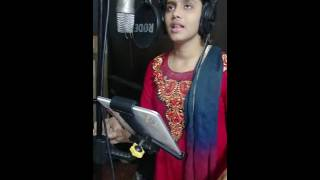 Manohara cover song by HARI PRIYA