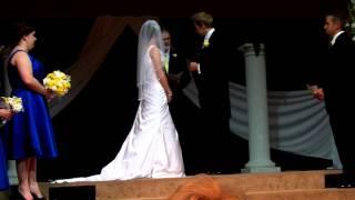 Свадьба  Сэнди и Майка 09.01.12