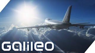 Die fünf spannendsten Geheimnisse rund ums Fliegen | Galileo | ProSieben