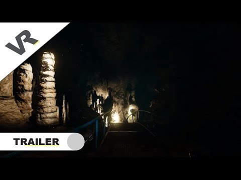 UE4 Flowstone Cave VR Experience