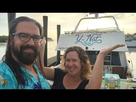 Post Hurricane Irma Update: Back Aboard Y-Not in Marathon, FL