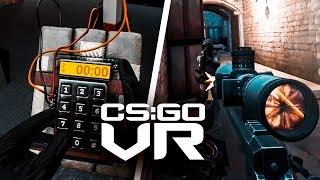 CS:GO EN REALIDAD VIRTUAL ES UNA PASADA | CS:GO VR