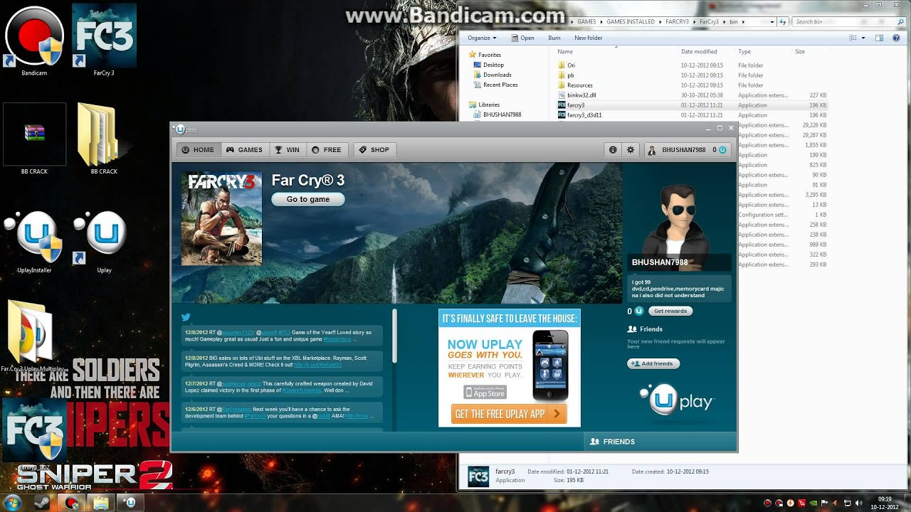 FAR CRY 3 ONLINE CRACK INSTALLATION GUIDE