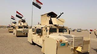تحرير جزيرة البغدادي من قبضة داعش