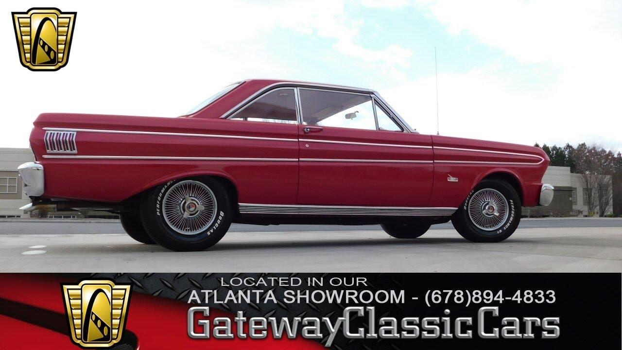 1964 Ford Falcon Futura - Gateway Classic Cars of Atlanta #139