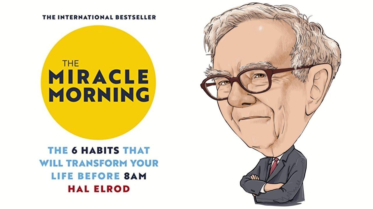 ٦ عادات صباحية لتغيير حياتك - ملخص كتاب : معجزة الصباح