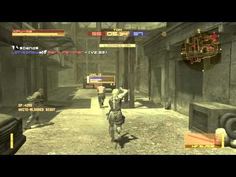 [HD] MGO | Raiden Ownage on Japan Mgo