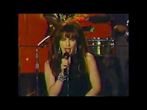 Sheena Easton - What Come Naturally (Tonight Show '91)