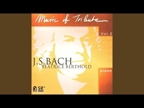 Concerto in the Italian Style in F Major, BWV 971: III. Presto