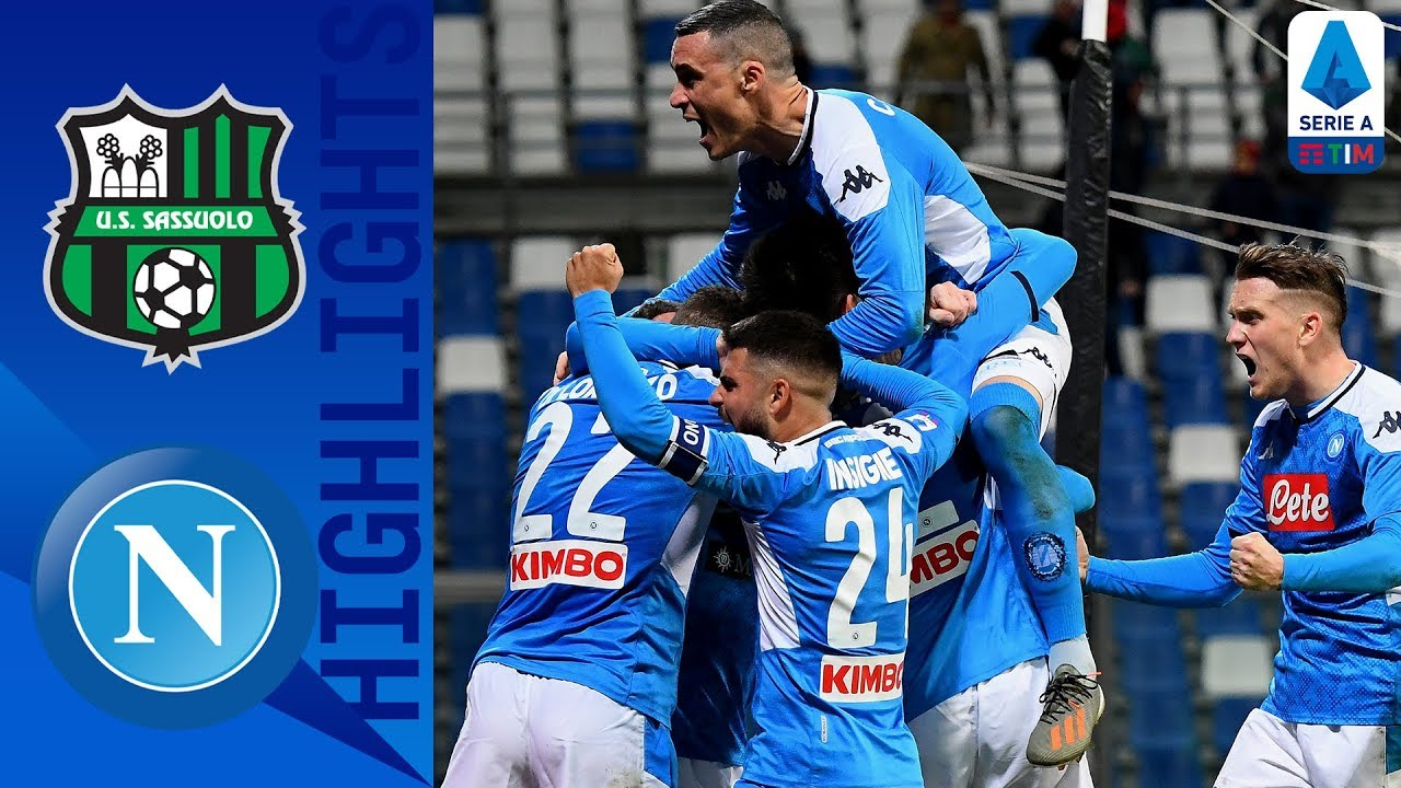 Sassuolo vs Napoli: Prediction, Lineups, Team News, Betting Tips & Match Previews