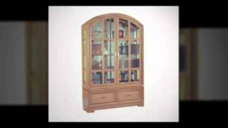 Best Oak Curio Cabinet At Curiocabinetspot.com