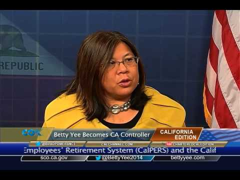 California Edition Interview with CA Controller Betty Yee