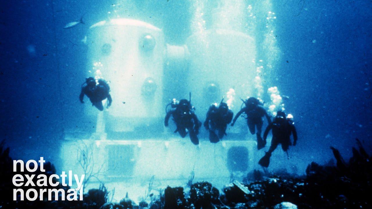 Real Underwater City Real Underwater...