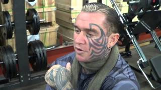 Lee Priest on Flex Wheeler and Charles Glass