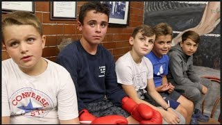 *NO GUTS NO GLORY* - INTRODUCING REPTON'S NEXT GENERATION - ALFIE, JOHN, JOE, CHARLIE & MARK COOPER