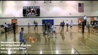 2012 San Gabriel Valley Boys All-Star Game : Underclassmen Game Set 3