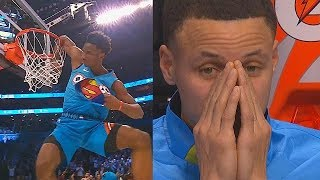 2019 NBA Slam Dunk Contest Full Game Highlights! 2019 NBA Al...
