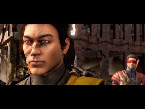 TAKEDA VS THE WORLD! - Mortal Kombat X Story Mode